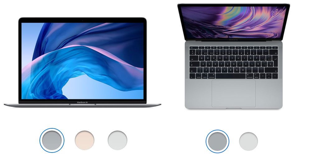 Confronto MacBook Air e Pro