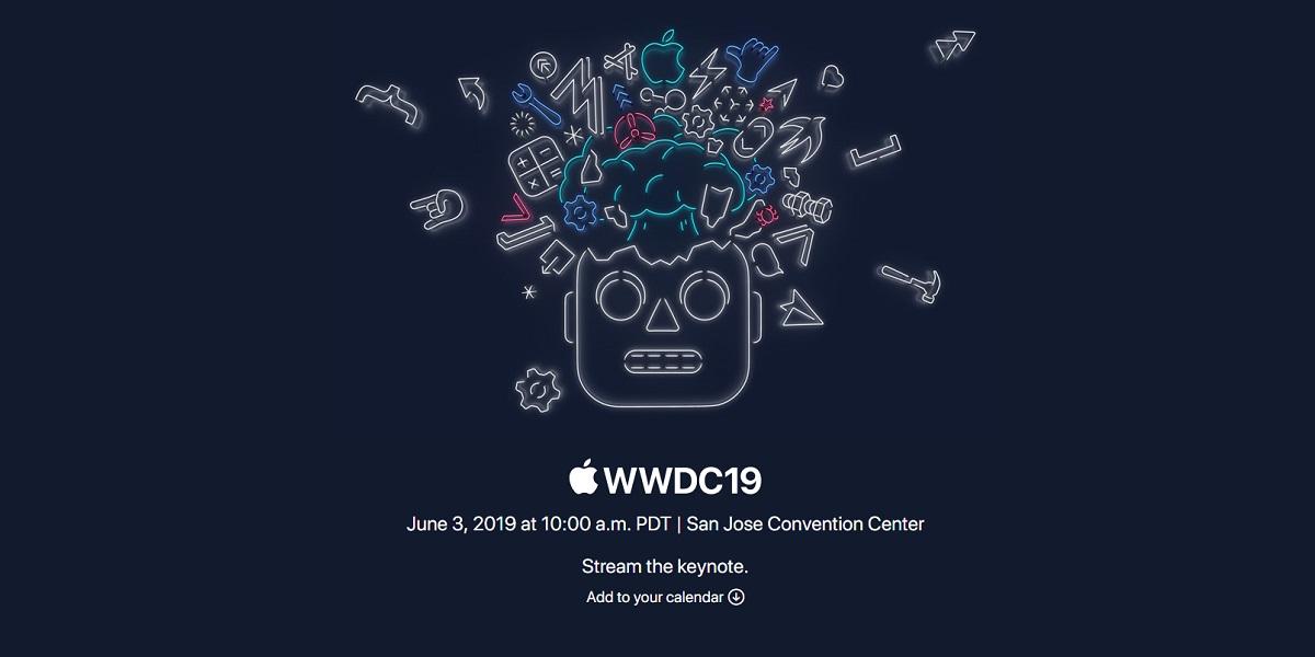 Conferenza Apple WDC 2019