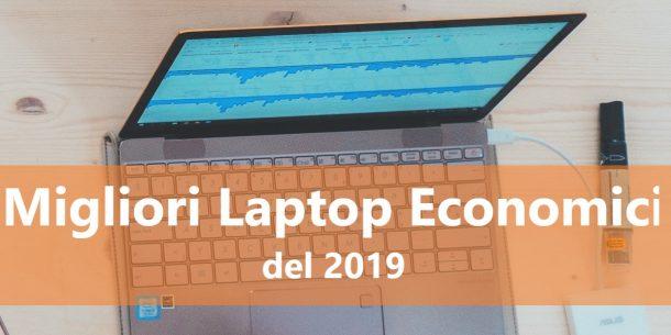 Migliori notebook economici