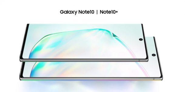 samsung galaxy note 10 10plus