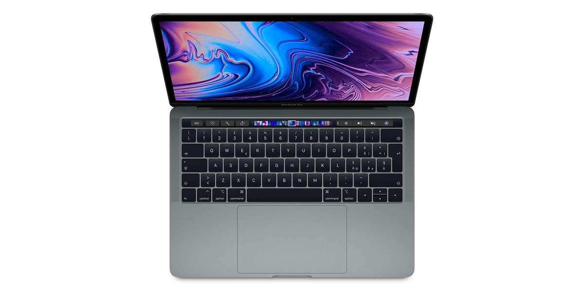 "MacBook Pro 13"" con touch bar"