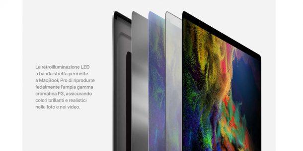 Retina Display MacBook Pro 16