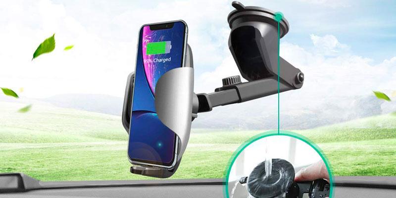 Caricatore wireless oasser per auto