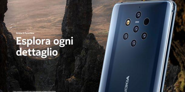 Nokia 9 Pro View