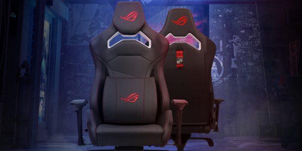 Rog Chariot Sedia Gaming Asus