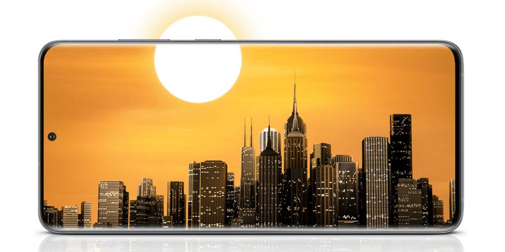 Display Galaxy S20 Ultra 5G