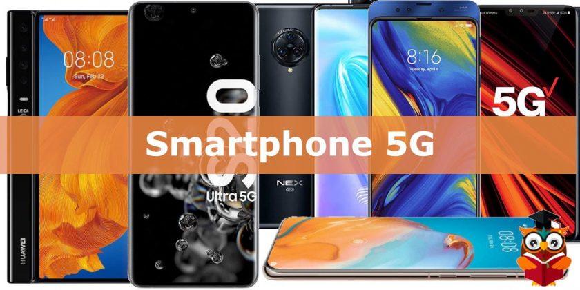 migliori smartphone 5g