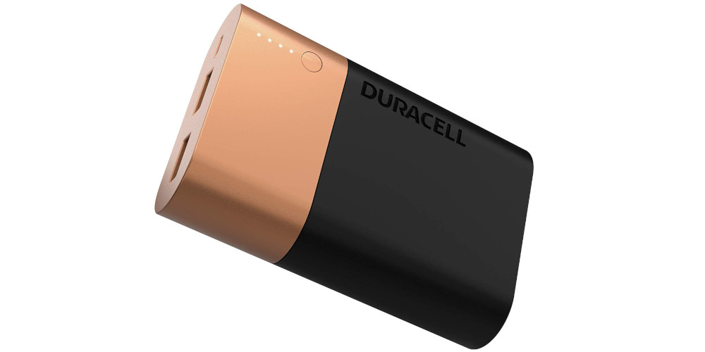 Powerbank Duracell