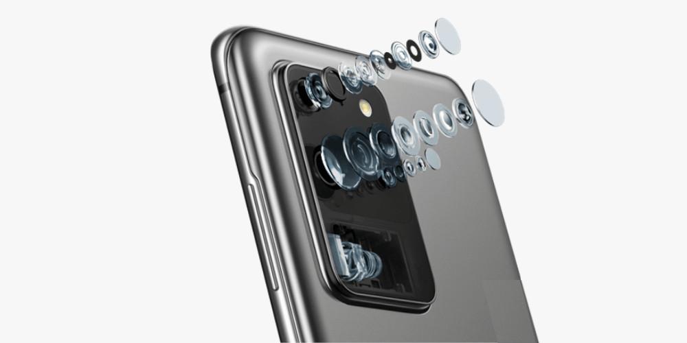Quadrupla fotocamera Galaxy S20 Ultra 5G