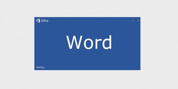 programmi simili microsoft a word