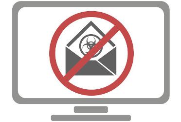 protezione da spam
