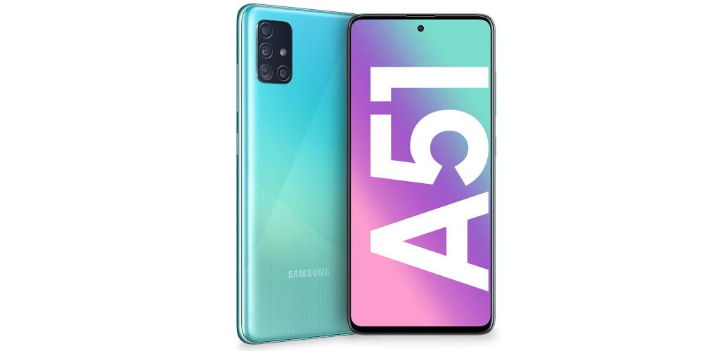Samsung Galaxy Crush Blue