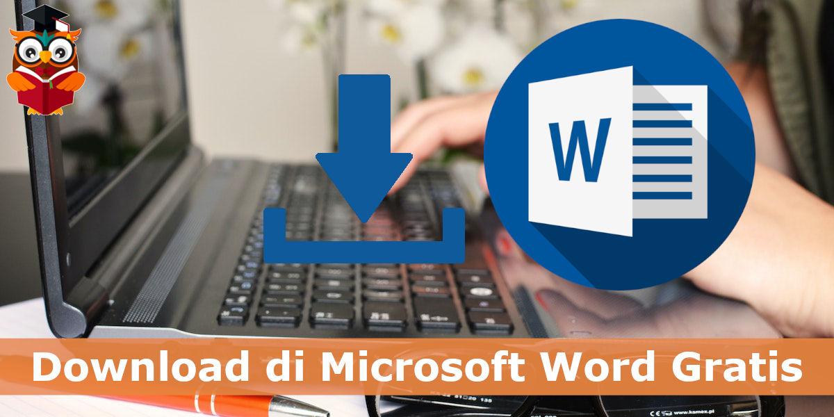 download Microsoft Word gratis