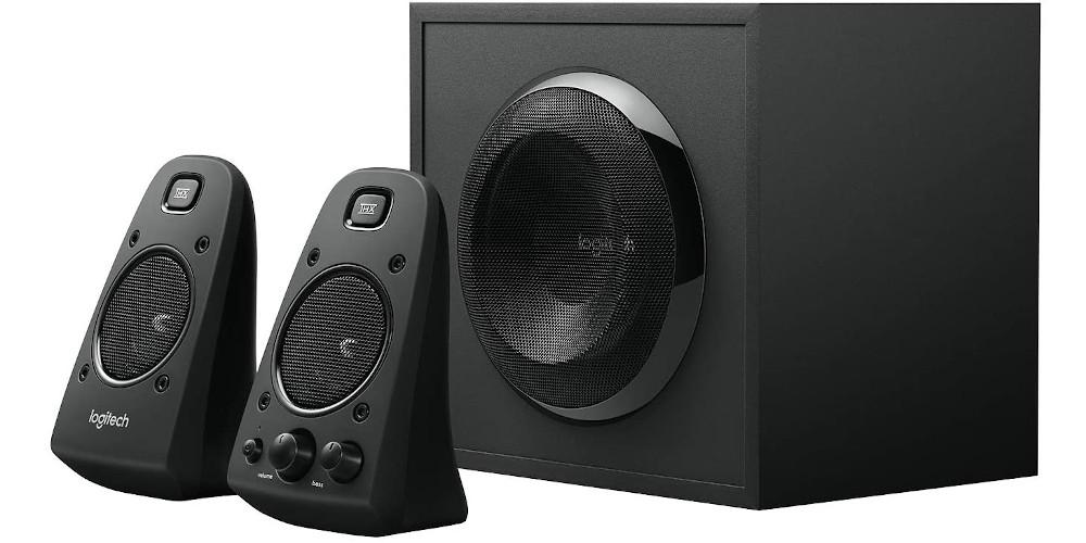 Logitech Z623 Sistema di Audio 2.1 con Subwoofer