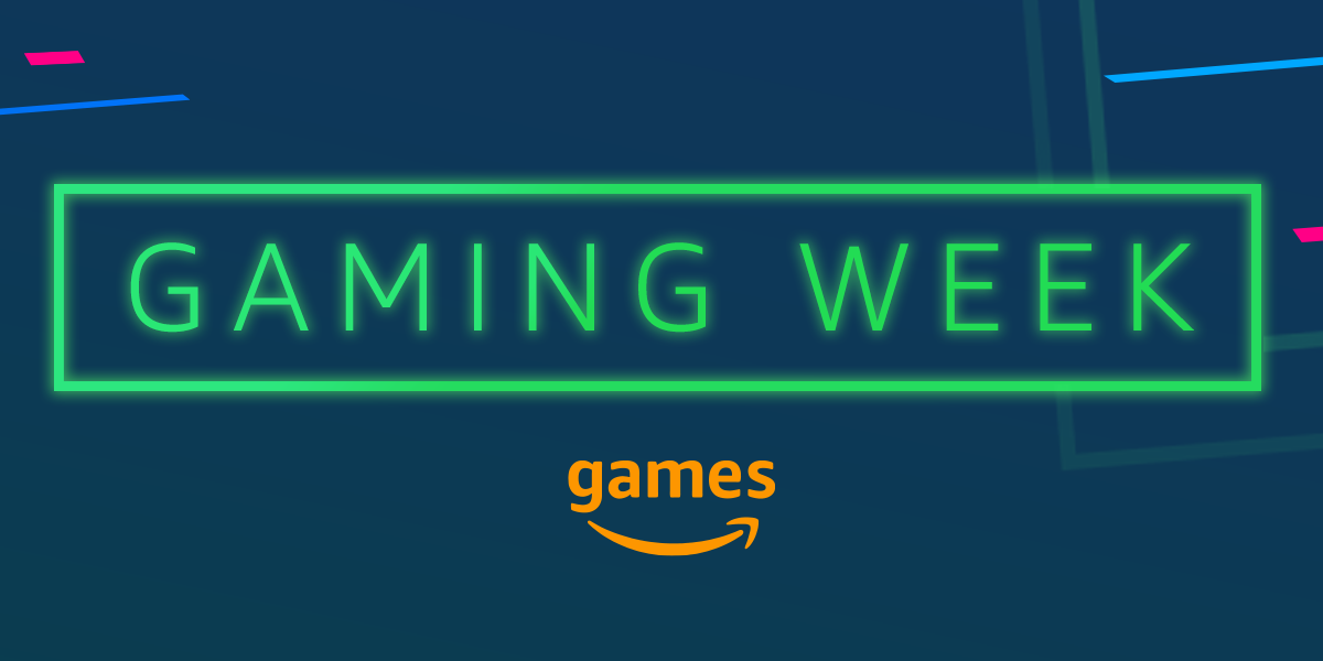 amazon gaming week 2020