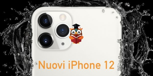 Nuovo iPhone 12