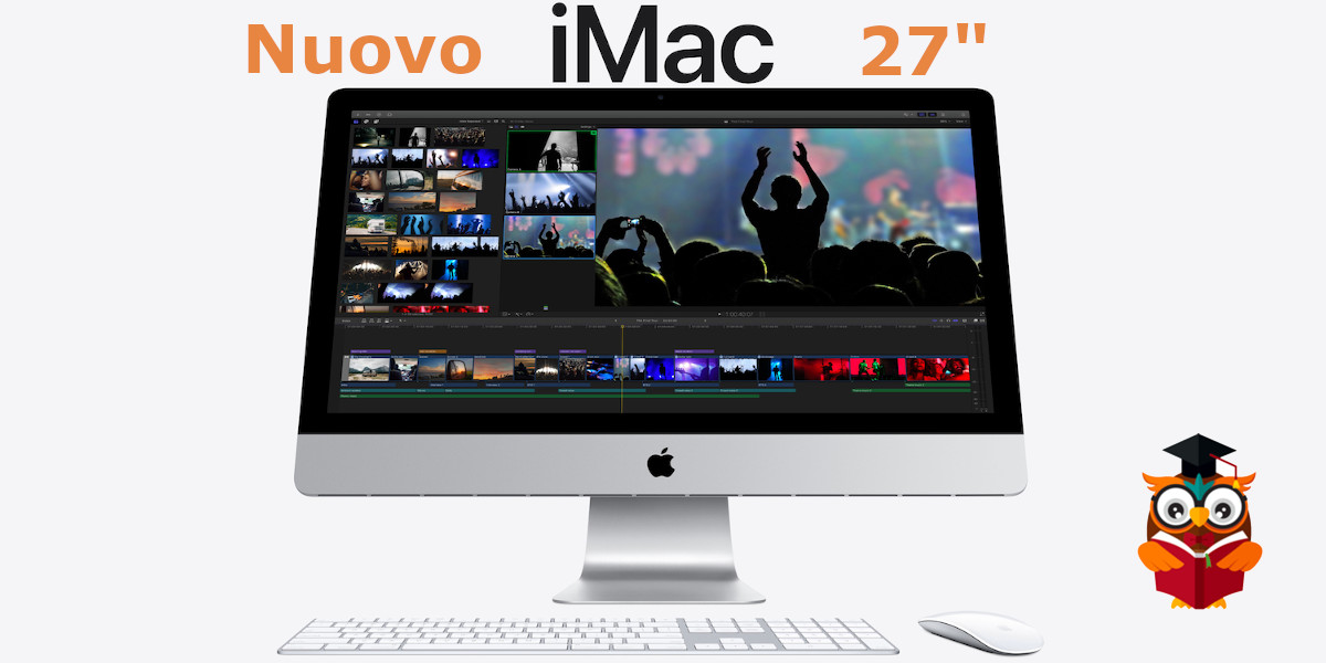 Upgrade iMac 27 pollici 2020