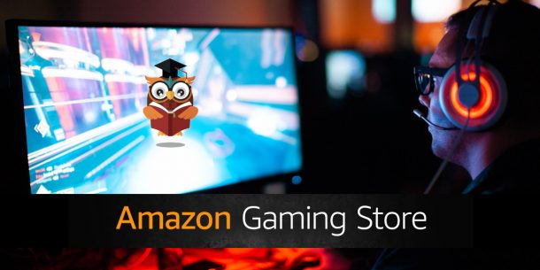 amazon gaming store