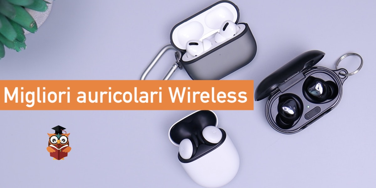 Auricolari Bluetooth True wireless migliori