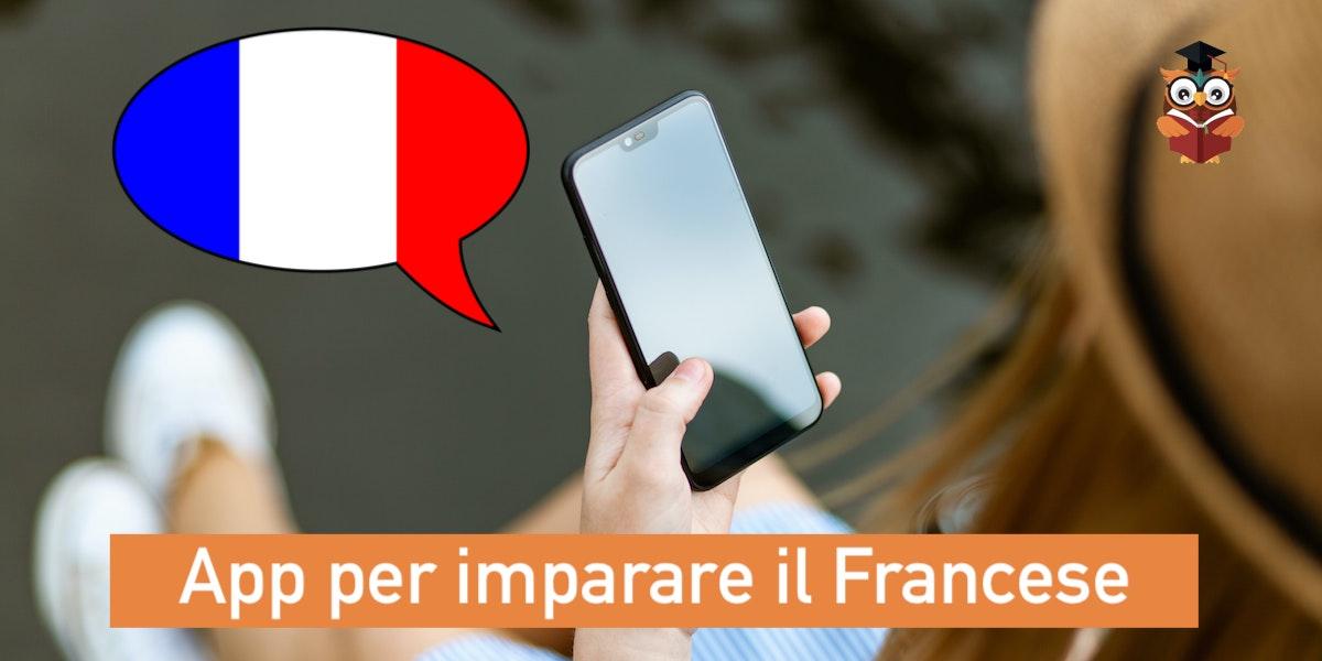 App per imparare il Francese