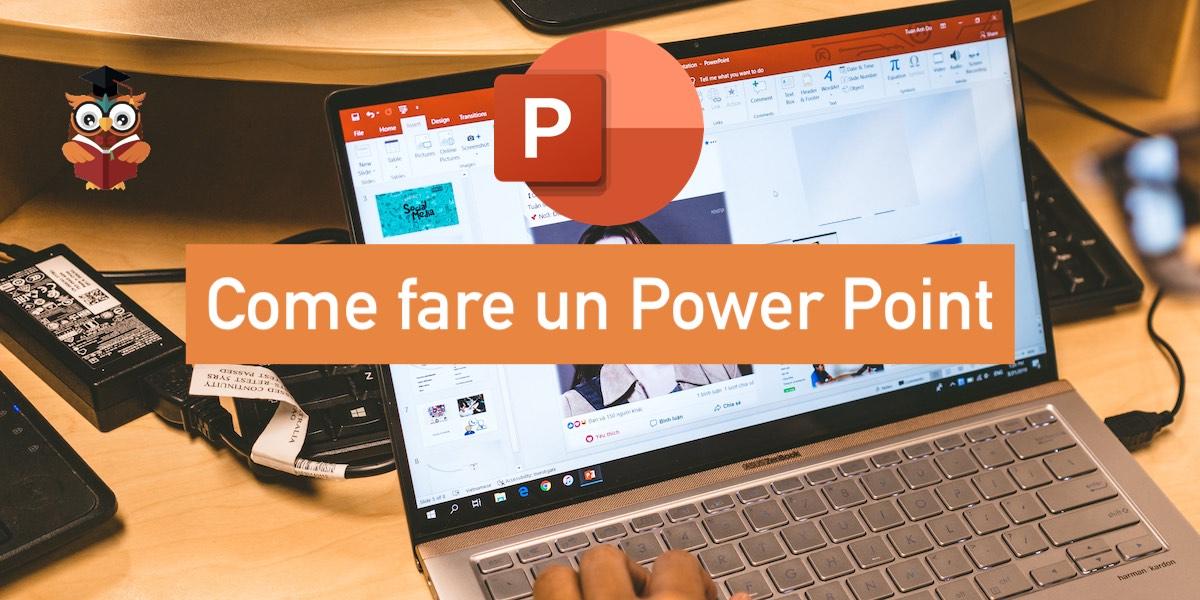 Come fare un Power Point