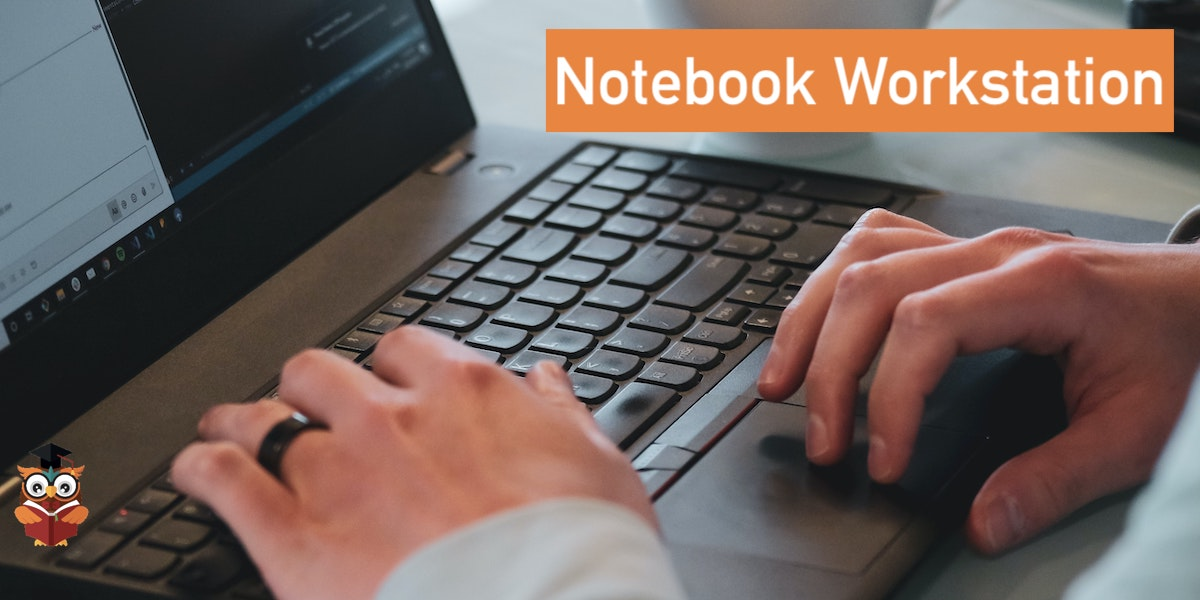 notebook workstation